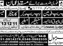 Muscut, Oman Jobs Express Newspaper Marmol Oversease Employment 23 Dec 2017