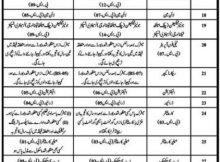 Lahore Mayo Hospital Medical 344 Jobs Jang Newspaper 13 December 2017