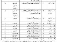 Karachi Cantt Maler Depot Ammunition Pak Army Jobs 2018 Nawa-i-waqt Newspaper