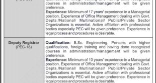 Islamabad Pakistan Engineering Council Jobs Express Newspaper 03 December 2017