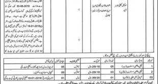 Khushab Population Welfare Department 48 Jobs Express Newspaper 16-12-2017