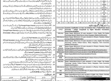 M.B Din District Education Authority, Educators and AEO's 581 Jobs 29 December 2017 Khabrain Newspaper