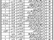 District Government Nankana Sahib Education Department, 40 Jobs 26 December Daily Pakistan Newspaper.
