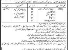 Muzaffarabad Revenue Department AJK 06 Jobs 28 December 2017 Daily Khabrain Newspaper
