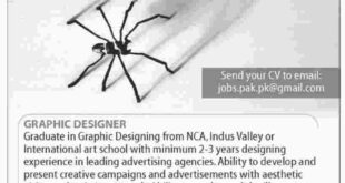 Graphic Designer & Creative Writer Jobs Dawn Newspaper Islamabad 27 January 2018 Islamabad