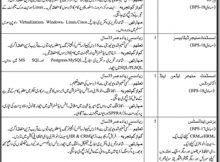 Govt. of the Sindh, Health Department 21 Jobs, 22 Jan 2018 Daily Jang Newspaper.