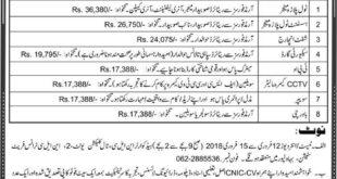 Punjab National Logistics Cell Jobs Daily Express Newspaper 28 January 2018