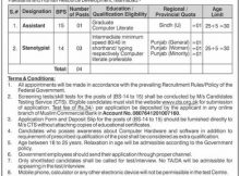 Islamabad, Ministry of Overseas Pakistanis and Human Resource Development 04 Jobs 08 January 2018 Daily The News Newspaper.
