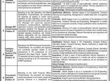 The Urban Mobility Company Transpeshawar Latest Jobs 23 January 2018 Daily Express Newspaper