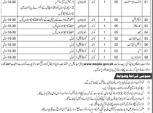 Quetta WAPDA Hospital 08 Jobs, 20 January 2018 Daily Jang Newspaper