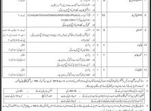Job Opportunity in Pak Army, 20th February 2018 Daily Express Newspaper