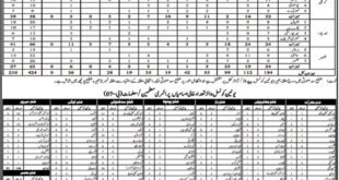 Elementary & Secondary Education AJK 2165 Jobs, 21st February 2018, Daily Khabrain Newspaper