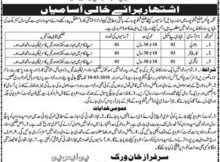 District Police Sheikhpura has announced 03 Jobs, 22nd February 2018, Daily Jang Newspaper