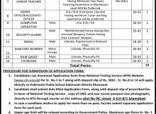 Kabirwala Public School 22 Jobs, 18th February 2018, Daily Express Newspaper