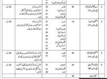 Public Works Department Government of Pakistan 46 Jobs, 11 February 2018, Daily Express Newspaper
