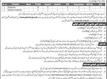Lahore, Pakistan Railway 35 Jobs, 14th February 2018 Daily Jang Newspaper.