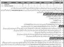 Lahore, Pakistan Railway 35 Jobs, 14th February 2018 Daily Jang Newspaper.
