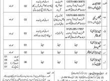 Pakistan Coast Guard 19 Jobs 26th February 2018 Daily Jang Newspaper