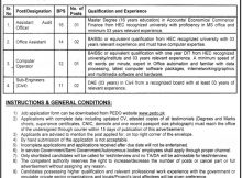 Pakhtunkhwa Energy Development Organization 06 Jobs 15th February 2018 Daily Mashriq Newspaper