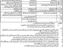 Special Protection Unit (SPU) Punjab New Jobs 15th February 2018 Daily Express Newspaper