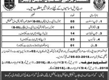 Technical Education & Vocational Training Authority Sargodha 24 Jobs 11 February 2018 Daily Express Newspaper