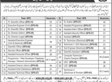 Pakistan Agricultural Research Council (PARC) 126 Jobs 12 February 2018 Daily Jang Newspaper.