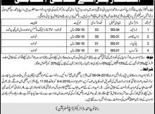 Punjab Building Department 13 New Jobs Daily Express Newspaper 28 March 2018