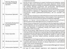 Jobs in FATA Secretariat Daily Mashriq Newspaper 21 March 2018