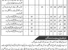 Combined Military Hospital Risalpur 08 Jobs 23 March 2018 Daily Nawaye Waqat Newspaper