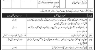Jobs in National School of Public Policy Daily Pakistan Newspaper 18 March 2018