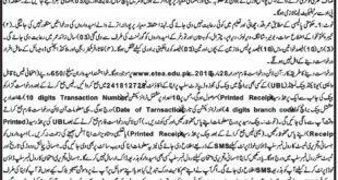 Khyber Pakhtunkhwa Police New Jobs Daily Mashriq Newspaper 28 March 2018