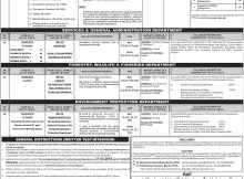 PPSC Jobs 2018 for Assistants, Inspectors, Chemist and Deputy Directors Latest Punjab Gov't Jobs