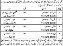 Police Department Rawalpindi 06 Jobs 07 March 2018 Daily Ausaf Newspaper