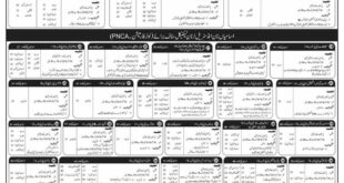 Jobs in Pakistan Navy 04 March 2018 Daily Express Newspaper