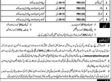 Punjab Police District Sialkot New Jobs Daily Express Newspaper 25 March 2018