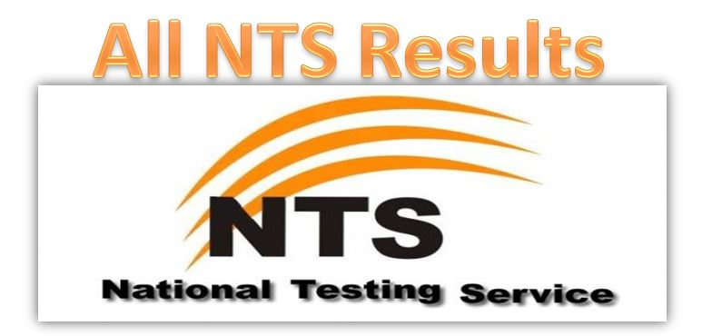 Get all NTS Tests Results / Answer Keys / Merit Lists online by Dailyepaper.pk