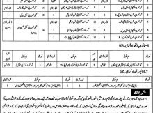 Jobs in Education Department Qasur Daily Express Newspaper07April 2018