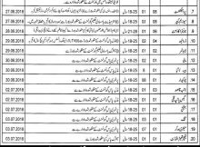 Nishtar Medical University Multan 64 Jobs Daily Express Newspaper 08 April 2018