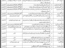 Frontier Works Organization 71 Jobs 25 April 2018 Daily Mashriq Newspaper