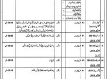 Jang Newspaper District & Session Court Jhang Jobs 28 November 2018