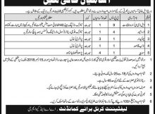 Muree Millitary College Jobs 30 November 2018 Express Newspaper