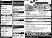 SPSSC 24 February 2019 Pakistan Air Force Jobs Dawn Newspaper