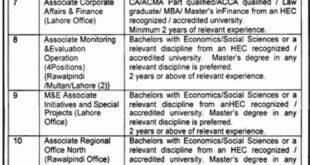 Lahore Punjab Skills Development Fund Jobs 12 February 2019