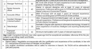 Sindh Infrastructure Development Company Ltd (SIDCL) Latest Jobs 2021