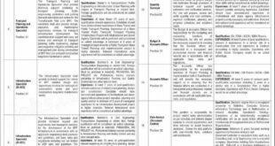 TransKarachi Karachi BRT Jobs 2021 Accounts, QS, Engineering, Computer Operators Jobs 2021